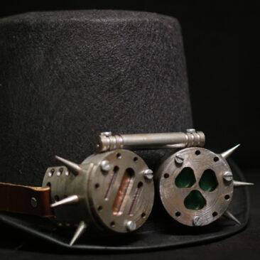 Proyecto Gafas Steampunk Eva Garcia Alende