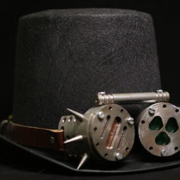 Proyecto Diseño Gafas Steampunk Eva García Alende