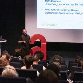 Charla y showrom de la empresa Wilkhahn en Asturias Diseña 2019